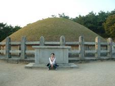 金庾信将軍墓