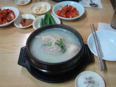 ソウル参鶏湯