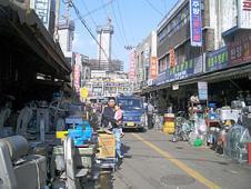 ソウル中央市場
