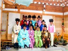 Yoo`s Family 韓国伝統文化体験