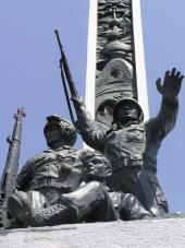 フィリピン軍記念塔