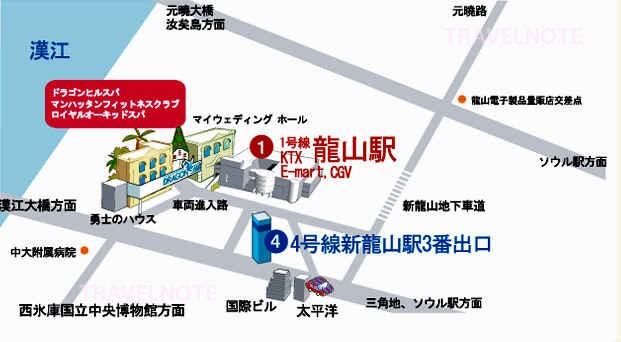 マップ(Map) : 駅からのアクセスマップ(Map)