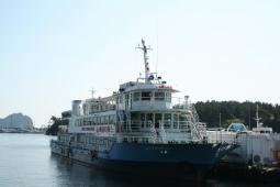 西帰浦遊覧船