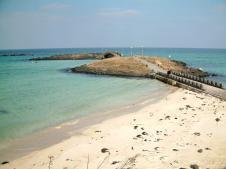 咸徳海水浴場