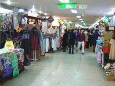 江南地下商店街