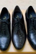 革靴(ブラック)