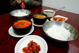 豆腐チゲ(スントゥブ)