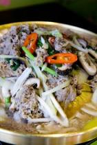 お肉も野菜も十分に食べられるプルコギ