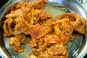 チョルグメ(辛い肉)