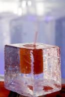 氷の器のカクテル