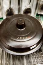 鉄の小鍋.