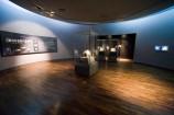 第1展示室内