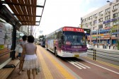 高速ターミナル仁川空港行きバス