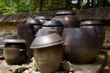 キムチや味噌を入れる壷