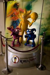 2002年ワールドカップキャラクター