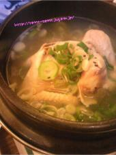 オメガ3参鶏湯