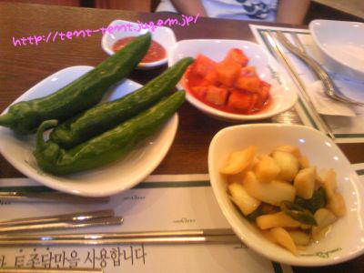 2009/08/14 狎鴎亭 OMEGA3参鶏湯