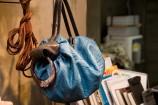 丸みが可愛いバッグ