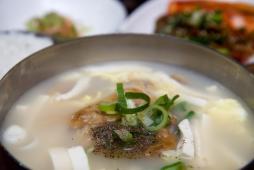 40年愛されてきた干し鱈スープ