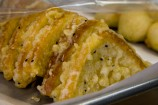 トーストの天ぷら