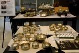 真鍮の食器