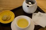 緑茶でティータイム