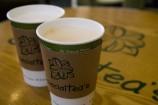 韓国では珍しいミルクティー。 : ここのミルクティーは紅茶の味がしっかりしてさっぱりした甘さで美味しいですよ