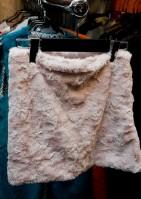 もこもこスカート