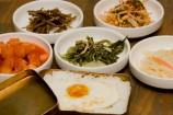 おかずたっぷりの韓国風弁当