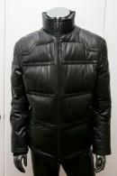 ダウンジャケット風のコート