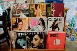 雑誌もあります