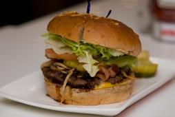 kraze burgers(サボイホテル店)