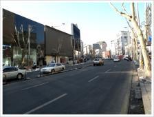 清潭洞ブランドストリート