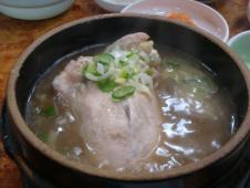 五福参鶏湯