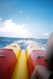 バナナボート・ジェットバイク