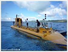 潜水艦ツアー