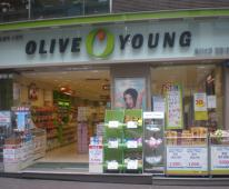 OLIVE YOUNG 明洞店