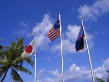太平洋戦争国立歴史公園アサン・ビーチ