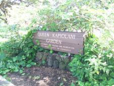 クイーン・カピオラニ・ガーデン