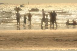 バンセーンビーチ