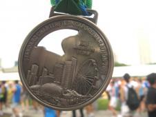 シンガポールのマラソン
