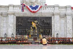 ナレースワン王のモニュメント