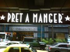PRET A MANGER