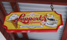 ラパーツ・アイスクリーム&コーヒー