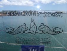 潜水艦バウフィン号博物館