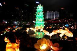 香港の中秋節