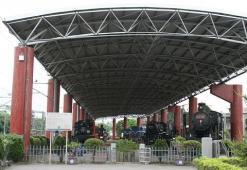 苗栗鉄道文物展示館