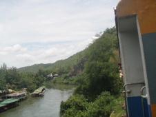カンチャナブリ―旧泰緬鉄道