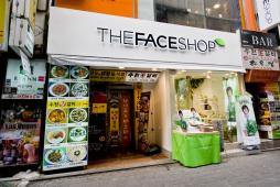 THE FACE SHOP(明洞4号店)