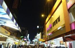 新堀江夜市